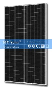 Meu Painel Solar Mono Solar 120células meia célula 330W Módulo Solar Perc