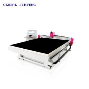 (control PLC JFC-3826) CNC automática Máquina de corte de vidrio con CE