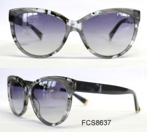 De Goede Acetaat van uitstekende kwaliteit van het Ontwerp met Ce voor de Zonnebril van Eyewear van Vrouwen