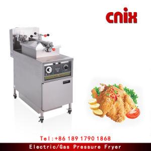 台所装置の食糧機械ガス圧力フライヤー