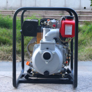 Bison (Chine) Bsdwp20 2pouces de long temps de fonctionnement fiable de l'irrigation agricole la pompe à eau Diesel