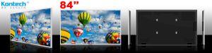 85 인치 직업적인 Uhd 4k LCD 모니터, 3840X2160p, 안으로 VGA/HDMI, 벽 마운트