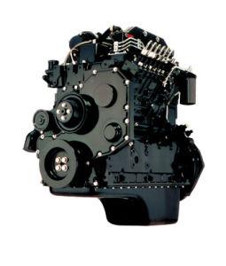 De Dieselmotor 4BTA3.9-C80 van Cummins B Series Engineering voor machines Crane/Excavating