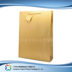 Le papier imprimé à l'Emballage Sac pour le shopping// cadeau des vêtements (XC-bgg-027)