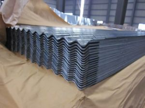 Lamiera di acciaio galvanizzata galvalume tuffata calda del materiale da costruzione