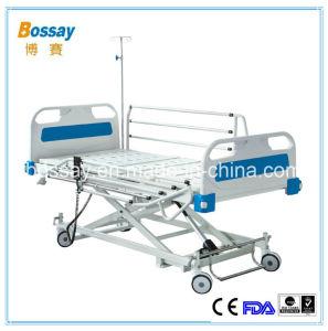 China Atención profesional cama tres funciones cama de hospital