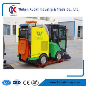 Kleine Straßen-Kehrmaschine-industrielle Kehrmaschine 5021tsl