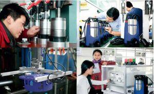 Energiesparende Roheisen-Pumpe
