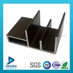 Precio de fábrica de aluminio de extrusión de perfil para la Caravana de la ventana