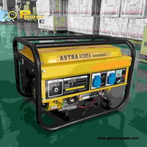 力値2.5kwの工場価格の小型自己の開始の沈黙ガソリン発電機