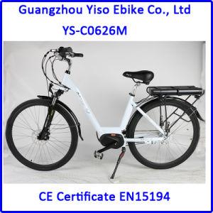 700c bicicleta da movimentação E da manivela de 28 polegadas