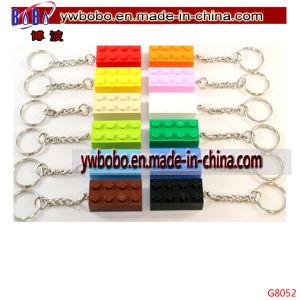 De promotie Sleutelring van Keychain van de Giften van de Bevordering van de Baksteen van Lego van Punten (G8052)