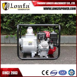 3inch (80mm)手動開始のAir-Cooledガソリンかガソリン水ポンプ