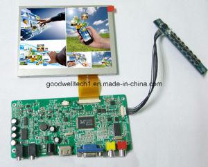 HDMI voerde 5  LCD SKD Module voor Industriële Toepassing in