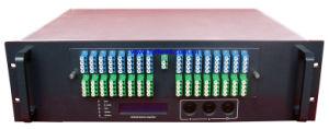 Высокая мощность усилителя пассивной оптической сети кабельного телевидения EDFA 64 портов 1310 1490 1550 объединения Wdm