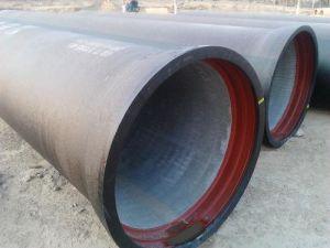 Astmaのメートルの下水の鋳鉄の管1本あたりの標準延性がある鉄の管の重量