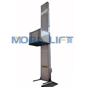 piattaforma verticale dell'elevatore di sedia a rotelle di corrente alternata Di 5.6m da vendere