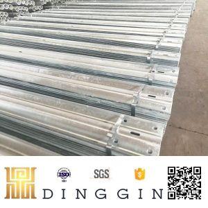 Q235 galvanisierter Stahldatenbahn-Schutz-Schienen-Preis
