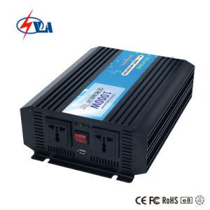 Su uso en casa Onda senoidal pura Inversor de potencia DC 12V a 220V AC