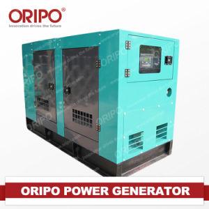 50kVA/40kw Oripo schalldichte Hauptgeneratoren für Verkauf