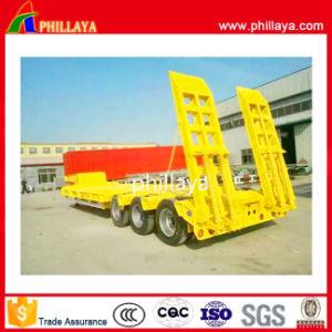 Tipo pesante rimorchio basso 40ton del camion della base