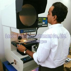 Óptica de la inspección de equipos de sobremesa vertical (VOC-1505)