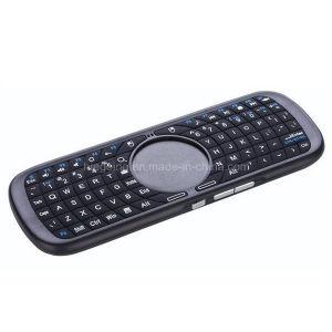 Los nuevos estilos 2.4G mini teclado inalámbrico RF+Touchpad