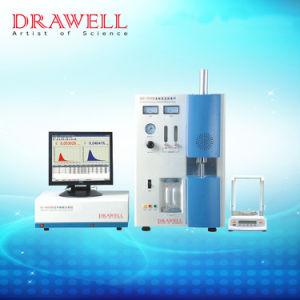 Dw-Cs-8620 het de Infrarode Koolstof van de boog & Instrument van de Analyse van de Zwavel