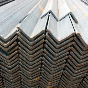 Staaf van de Hoek van het Roestvrij staal van de hoogste Kwaliteit de Warmgewalste voor Bouwmaterialen