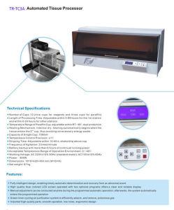 Tejido automático Processor-Tissue Processor-Tissue instrumento Hydroextractor-Histopathology