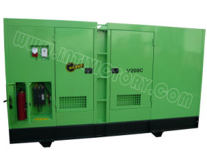 600kw/750kVA geluiddichte Diesel van de Reeks overwinning-Yuchai Generator