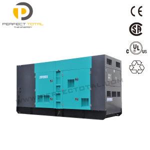 Elektrische centrale! AC Diesel Generator In drie stadia 1000kw