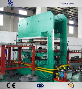 Rahmen-Typ vulkanisierenpresse, große vulkanisierenpresse 800tons