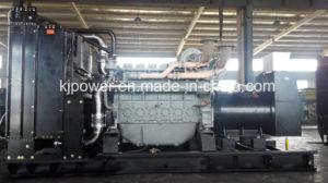 750kVA Container Type Diesel Generator Set Powered da Perkins Engine