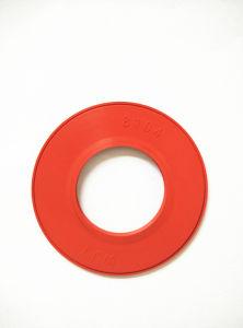 O la forma aceite hidráulico el anillo de sellado