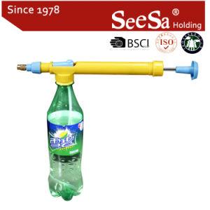 Het plastic Kanon van de Spuitbus van het Water, flit-Stijl de Lans van de Spuitbus (sx-701)