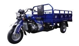 150cc中国Adult Gas Motor Tricycle、Cargo 1.7*1.25のためのLoncin Three Wheel Motorcycle Factory F168gc