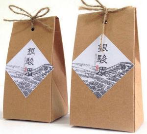 Sacchetti impaccanti riciclati del tè della carta kraft (PB-026)