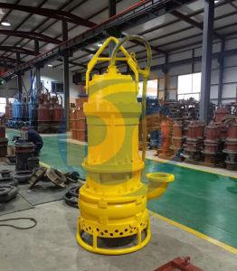 Vertikaler versenkbarer hydraulischer Bewegungsausbaggernde Schlamm-Pumpe mit Cer