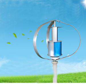 Mini vertikaler Typ 400W der Mittellinien-Wind-Turbine-Q4
