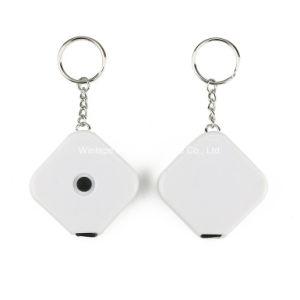 新製品の小型正方形の引き込み式のプラスチック測定テープ
