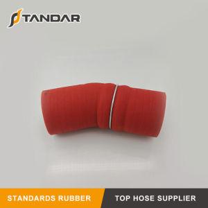 La joroba antienvejecimiento la manguera de caucho de silicona se usa en piezas de motocicleta