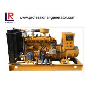 Biogas 발전기 세트 40kw 6 실린더 가스 Genset 400V/230V