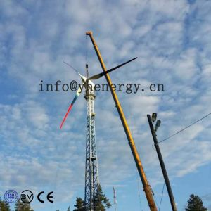aktiver Wind-Generator des variablen Abstand-60kw für AufRasterfeld Lösungs-Plan