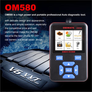 Autophix Obdii Code Reader Om580、One OBD Auto ScannerのAll