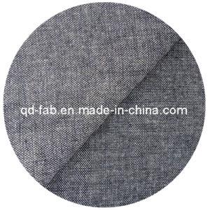 Boa qualidade de algodão/POLI/roupa de cama/Spandex Denim (QF13-0732)