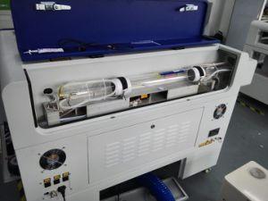 La gravure au laser-Machine de découpe de modèle d'entrée avec tube en verre de 60 W
