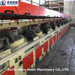 Linea retta macchina di trafilatura dell'acciaio a basso tenore di carbonio