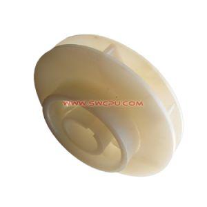 Sustitución personalizada vacío limpiador interior flexible impelente de goma