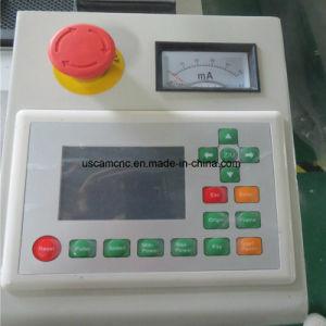 가죽 고무 제지 산업을%s CNC Laser 조각 절단기